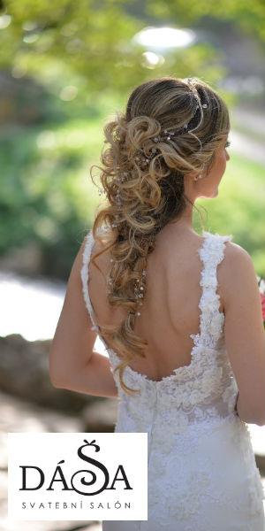 Svatební šaty pro nevěsty